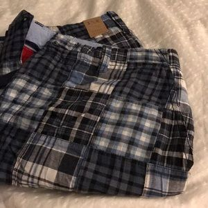 NWT Mens J CREW FIELD shorts